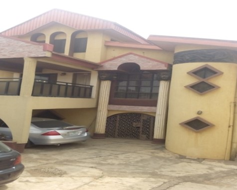 HOUSE FOR RENT – OGBA
