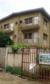 HOUSE FOR RENT - FADEYI