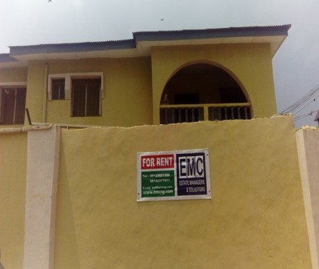 HOUSE FOR RENT – ALAGBADO